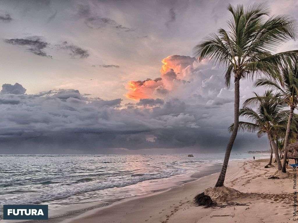 Avis de tempête sur la plage !