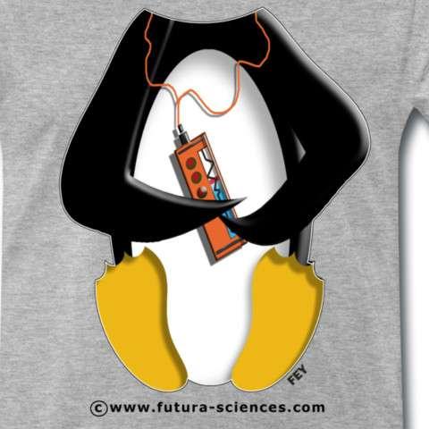 Le manchot connecté, le panda et son bambou ou l'attachant kangourou avec son petit. Lequel adopterez-vous ? © Futura-Sciences