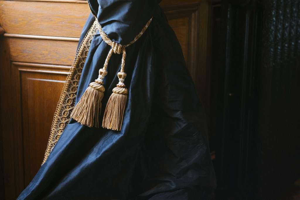 La passementerie, un art textile utilisé dans l'ameublement ou l'habillement. © Alice, Adobe Stock