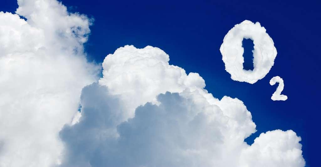 L'oxygène est à la base de la respiration. C'est un élément constitutif des glucides et il apparaît aussi dans la croûte terrestre. Cependant, il n'existait pas dans les premiers instants de l'Univers. Des réactions de fusion nucléaire au cœur d'étoiles massives – de plus de 10 fois la masse du Soleil – ont été nécessaires pour le synthétiser. © Yevheniia, Adobe Stock