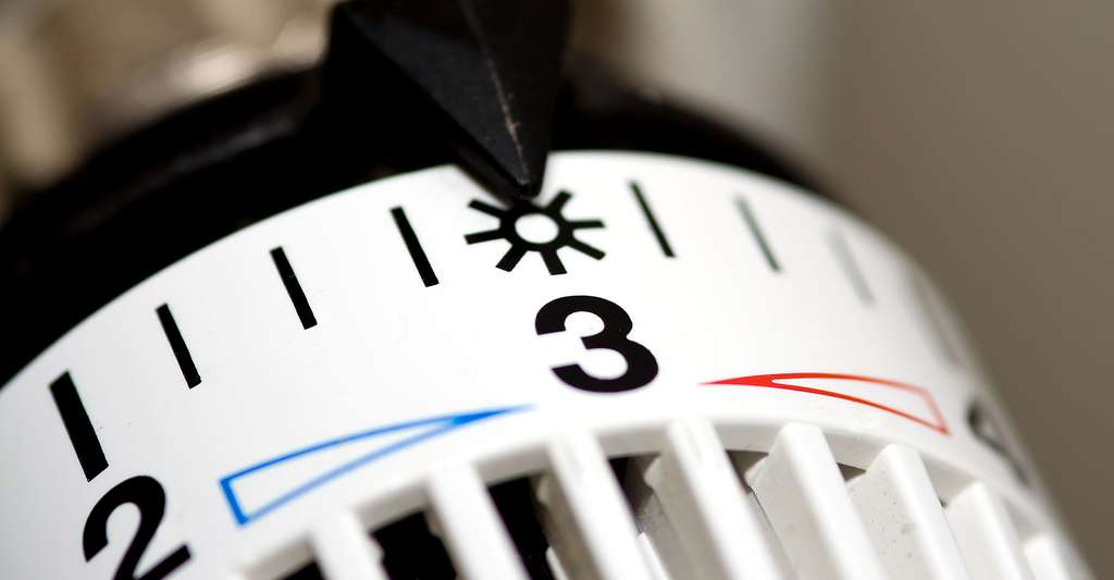 Thermostat d'ambiance. © Sascha Preussner, Shutterstock