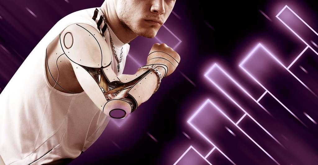 Prothèses artificielles. © Ronymichaud - Domaine public
