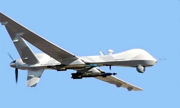 La seule évocation de son nom donne des frissons. Spécialisé dans les tirs de haute altitude, le Reaper (littéralement : le faucheur) est officiellement en activité sur le théâtre des opérations en Afghanistan. © General Atomics