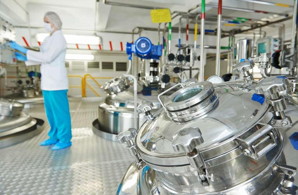 Les missions de chimiste auto-entrepreneur sont assez rares mais peuvent exister dans le domaine de la vente de matériel ou le secteur technico-commercial. © Kadmy, Adobe Stock.