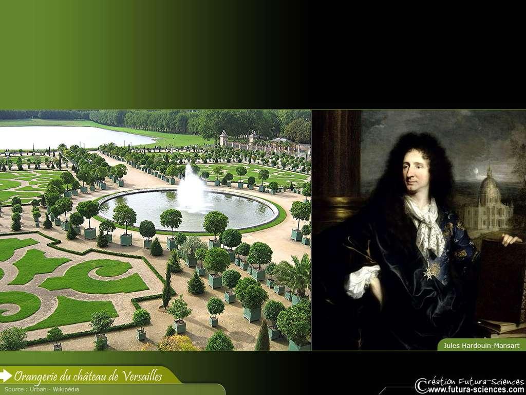 Château de Versailles -L'Orangerie