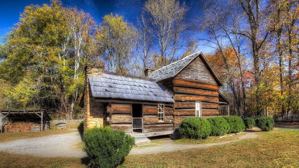 Le Mountain Farm Museum