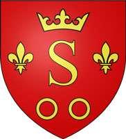 Blason de Sisteron.