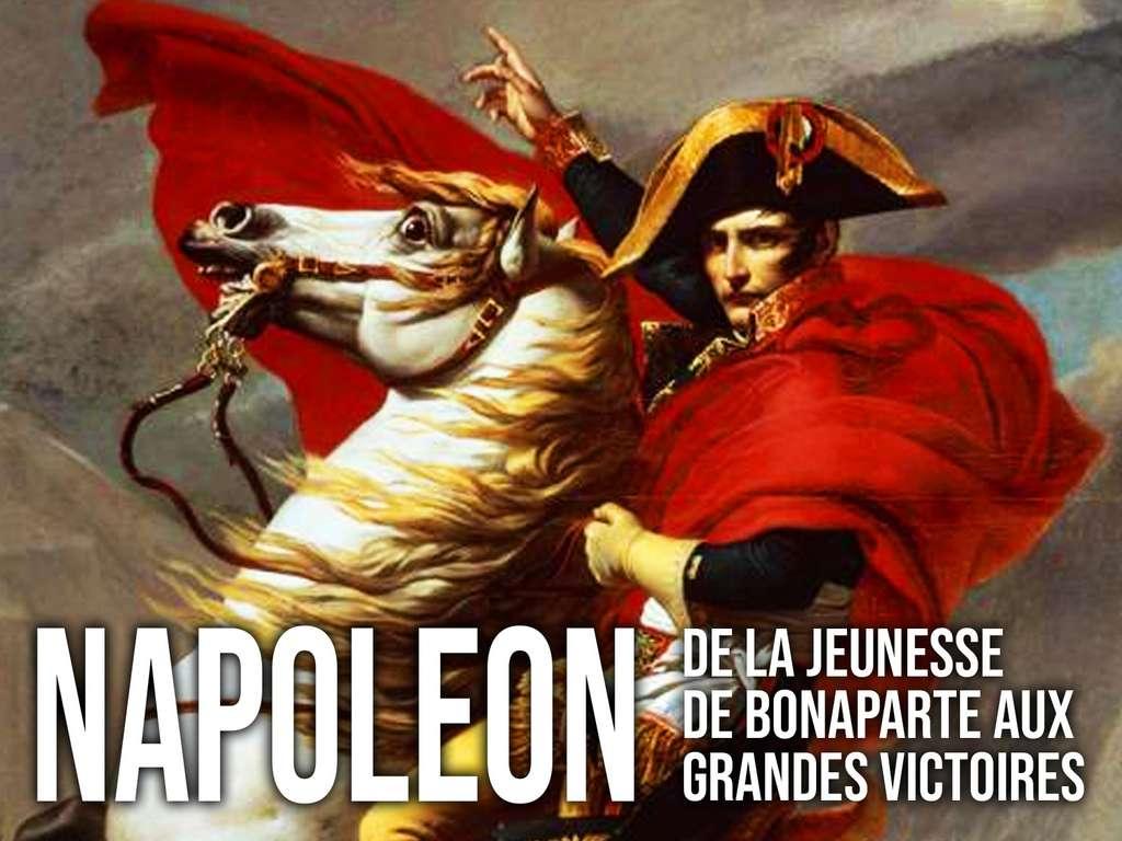Napoléon, de la jeunesse de Bonaparte aux temps des grandes victoires © Amazon
