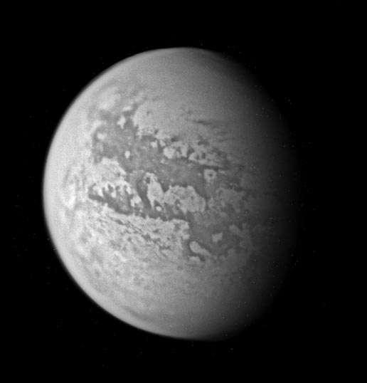 Compléments d'images sur la surface de Titan