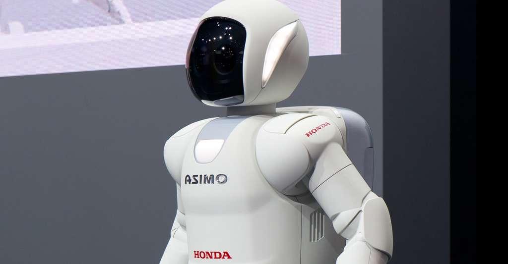 L'humanoïde Asimo. © Morio, CC by-sa 3.0