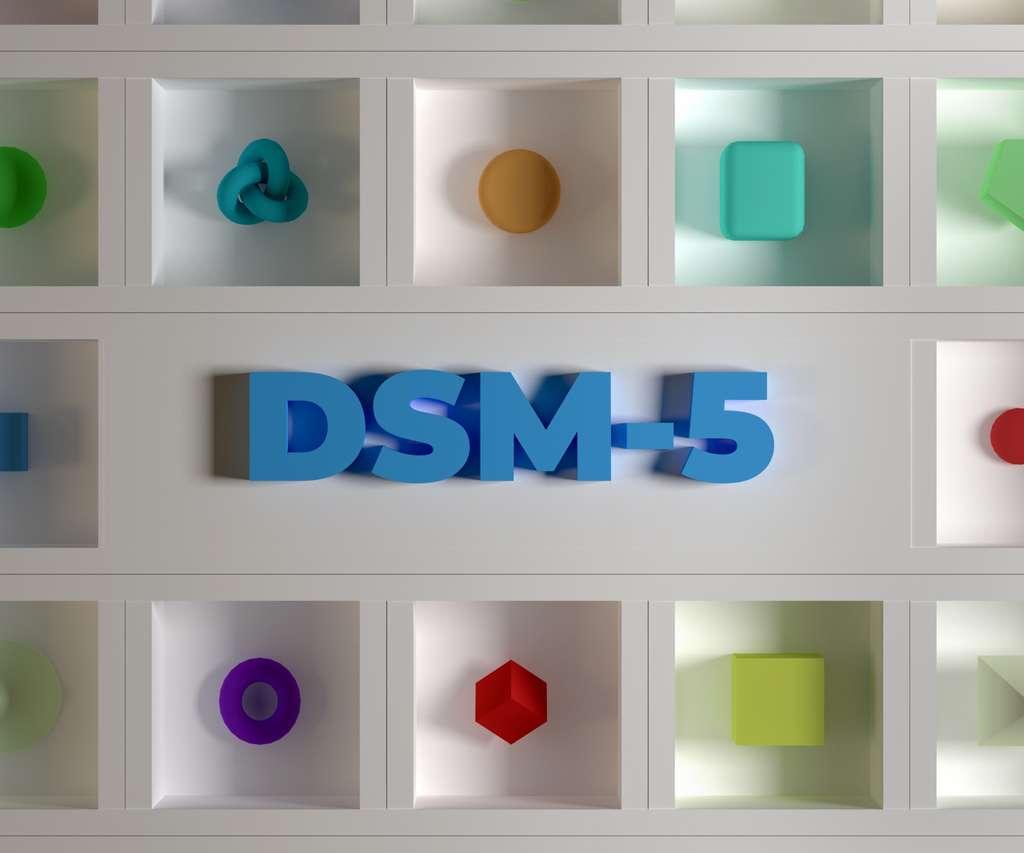 Le DSM est l'ouvrage référence qui catégorise les désordres et les troubles mentaux. © lulio, Adobe Stock