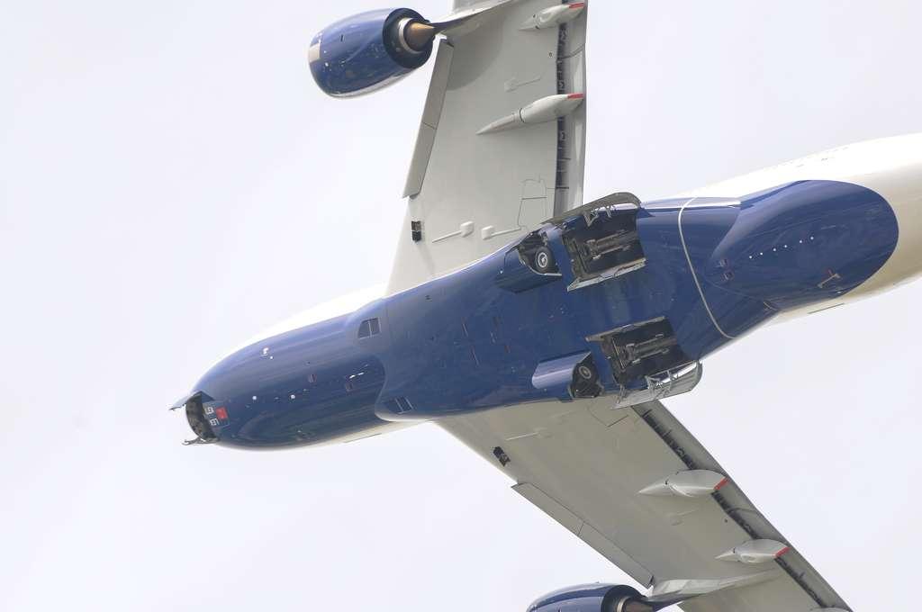 Le train d'atterrissage de l'A380