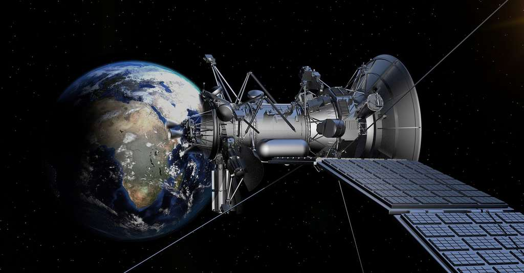 Les satellites de surveillance de la Terre : menace ou sécurité ? © PIRO4D, CCO