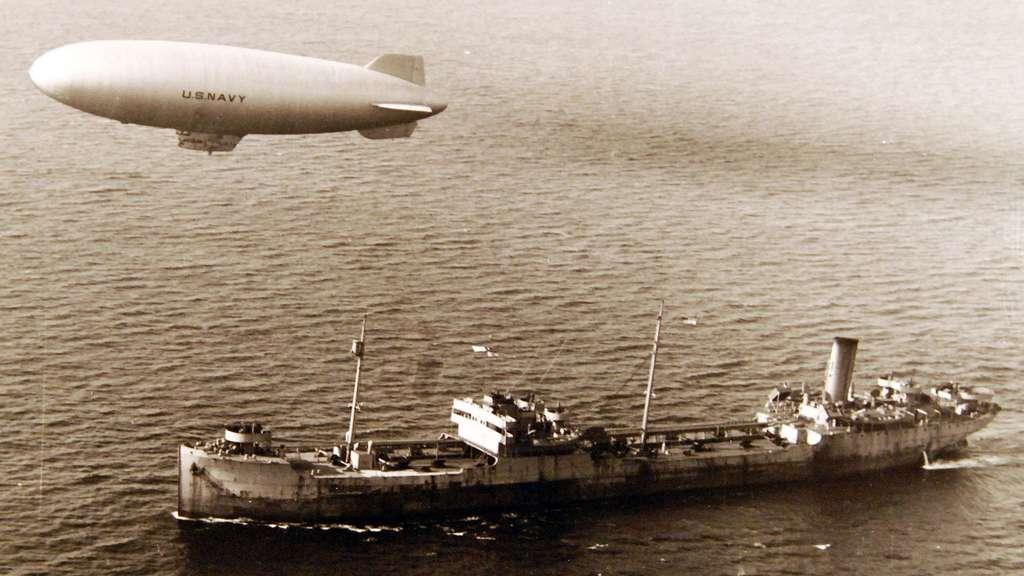 1944 : le ZNP-K-28, pour la surveillance maritime