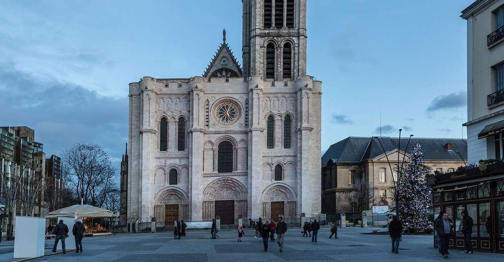 Basilique Saint-Denis. © Ninaras, Wikimedia commons, CC by 4.0