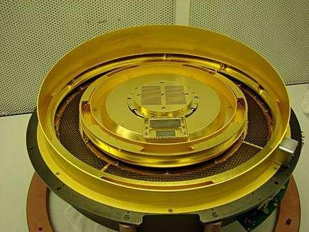 Détecteur IBEX-Lox. Crédit Nasa