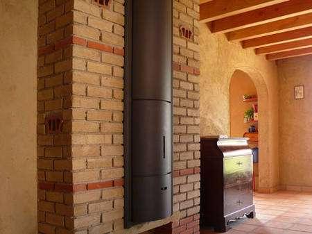 Un bon chauffage contribue au confort d'une maison. © Sylvain Moreteau