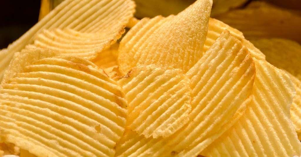 L'industrie de transformation de la pomme de terre a fait des chips un produit de consommation courante. © Rainer Zenz, CC by-nc 3.0