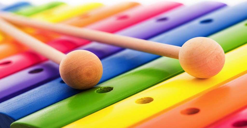 Sons et couleurs : de la science à l'art. © Gerisima - Fotolia