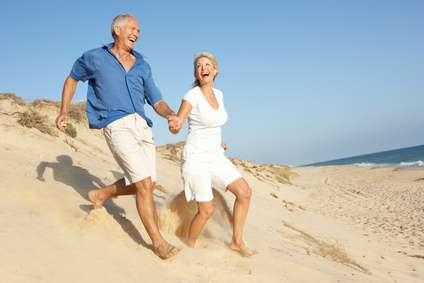 Selon cette étude, l'un des secrets d'une vie sans déprime serait d'être heureux en couple. © SalFalko, Flickr, cc by nc 2.0