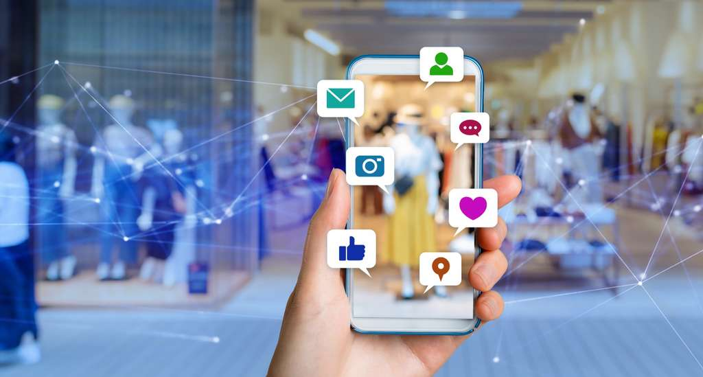 Une application mobile pour l'entreprise permet de fidéliser ses clients avec une proximité interactive. © metamorworks, Adobe Stock