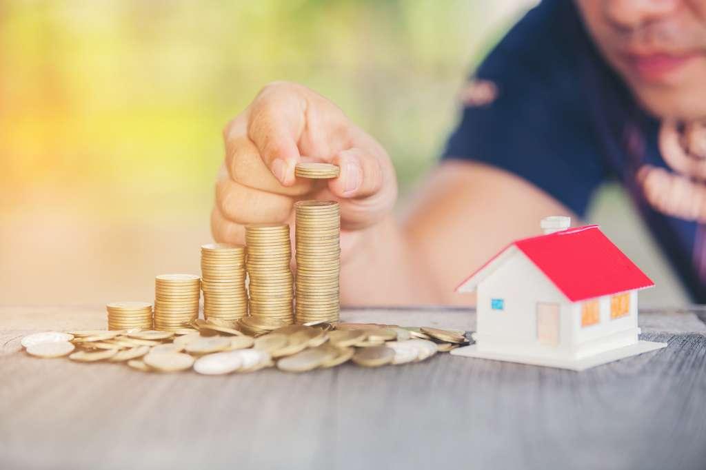 Avant de réaliser le rêve de votre cadre de vie, il convient de définir le budget de la construction de votre maison. © Ekkpon, Fotolia