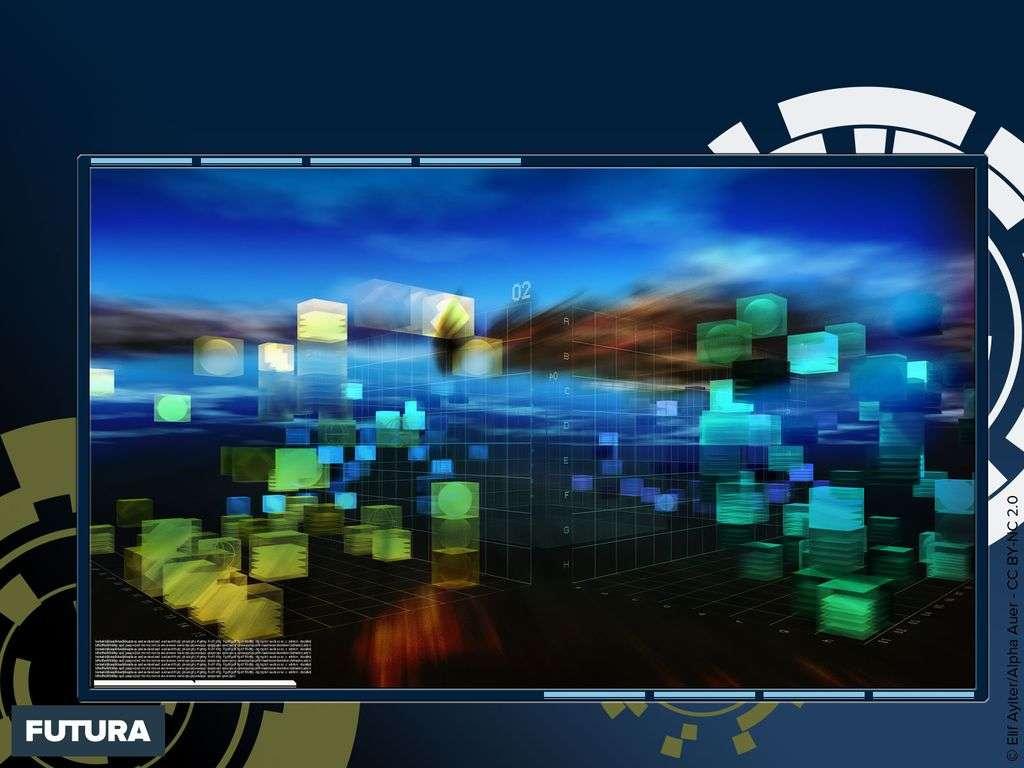 Tétris virtuel 3D