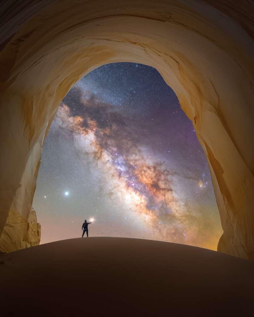 Chamber of light. © Spencer Welling