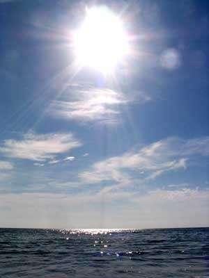 Quelles sont les interactions atmosphère-océan ? © DR, reproduction et utilisation interdites