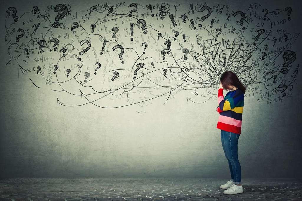 在压力或认知超负荷的影响下,大脑失去了处理程序记忆的能力。 ©1STunningART,Fotolia