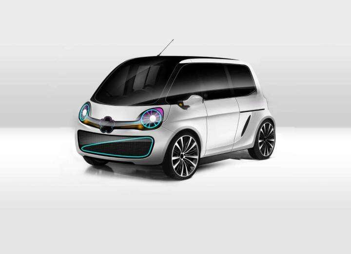 Une première idée de ce à quoi pourrait ressembler la prochaine MIA 2.0. © Fox E-Mobility
