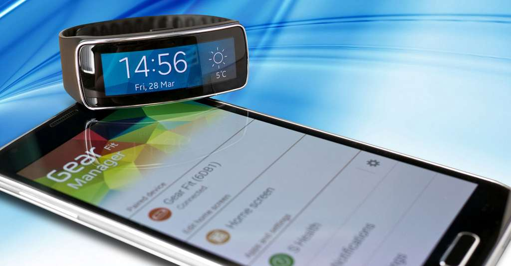 Samsung Galaxy S5 Fit smartwatch. © Karlis Dambrans - CC BY-NC 2.0