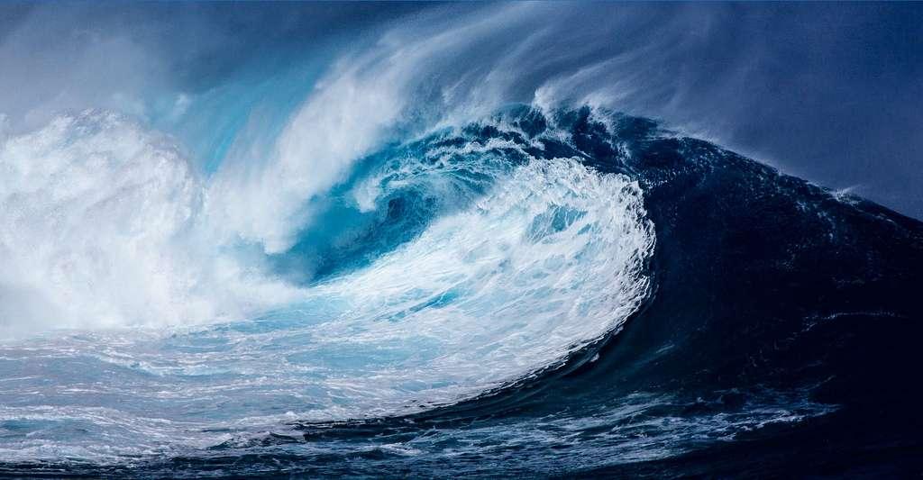 L'énergie des vagues. © NeuPaddy, Pixabay, DP