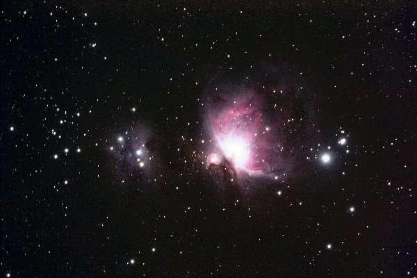 M42 La Nébuleuse d'Orion