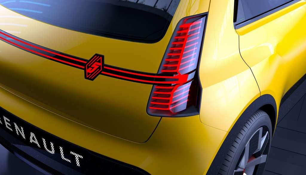 Renault 5 Prototype. © Renault