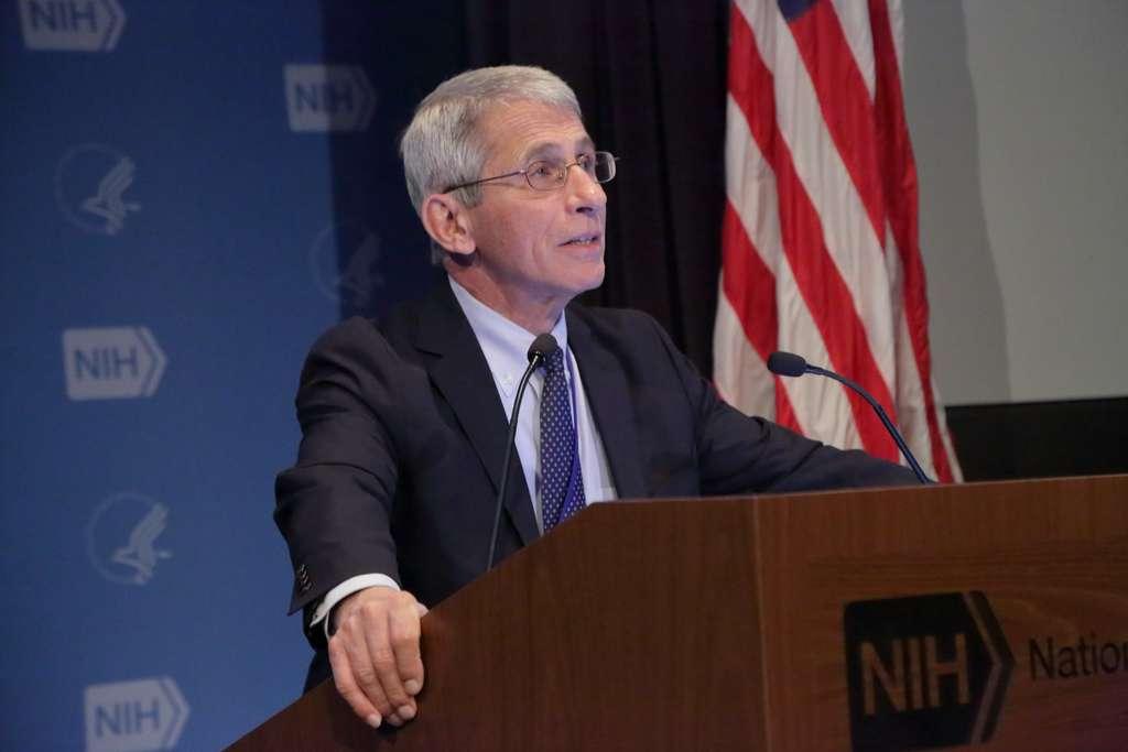 Anthony Fauci, directeur du Niaid. © Niaid