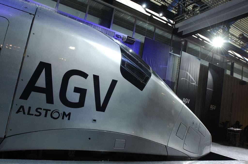 L'AGV dévoilé