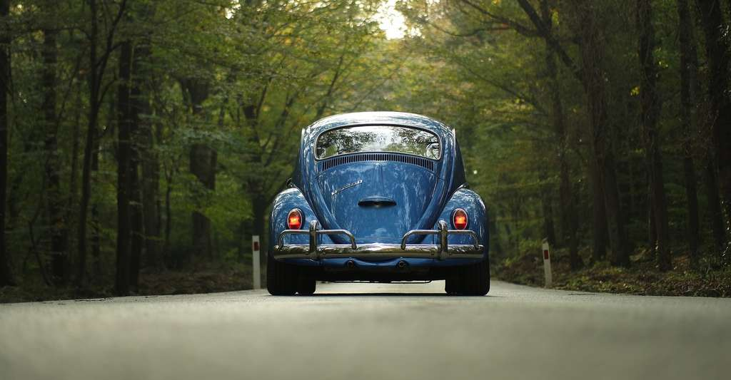 Même si l'image d'une voiture qui s'éloigne de nous devient, sur notre rétine, de plus en plus petite, nous continuons à percevoir cette voiture dans sa taille réelle. © Pexels, Pixabay License