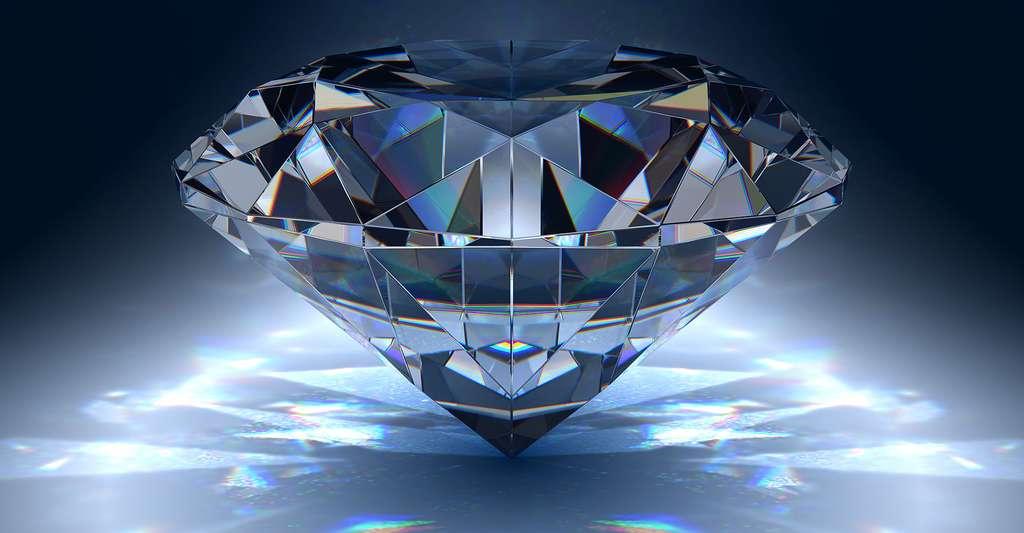 La ville d'Anvers est réputée pour être la capitale mondiale du diamant. © FreshPaint - Shutterstock