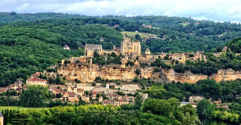 Château de Beynac. © DomyD, Pixabay, DP