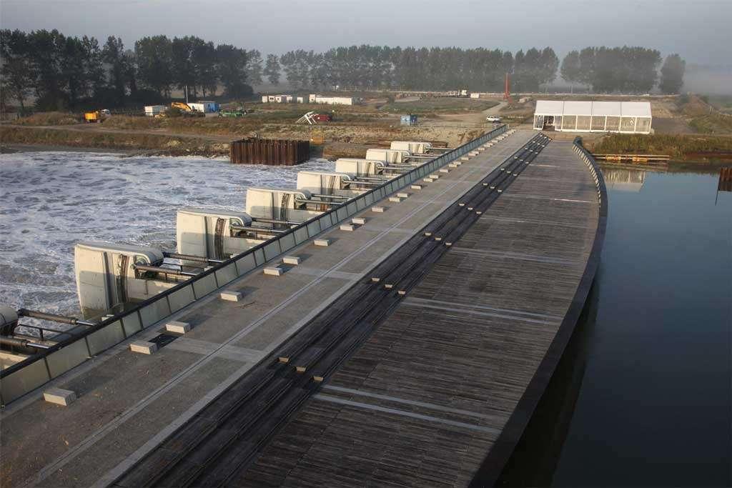Le barrage sur le Couesnon, un ouvrage emblématique