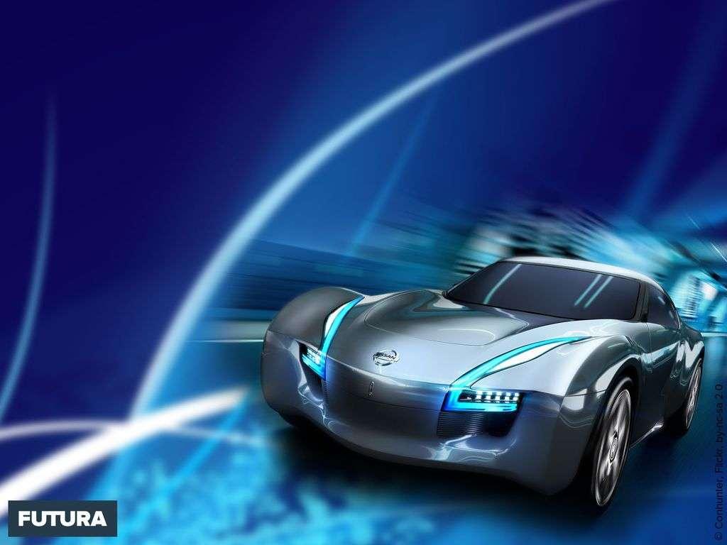 Le Nissan ESFLOW une conception sportive à zéro émission