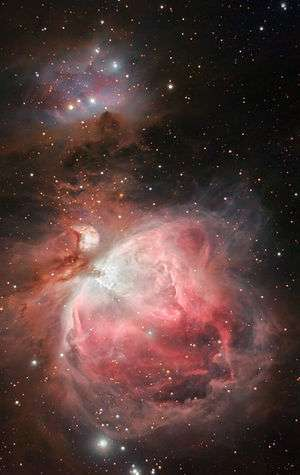 Nébuleuse d'Orion. © Ours 05