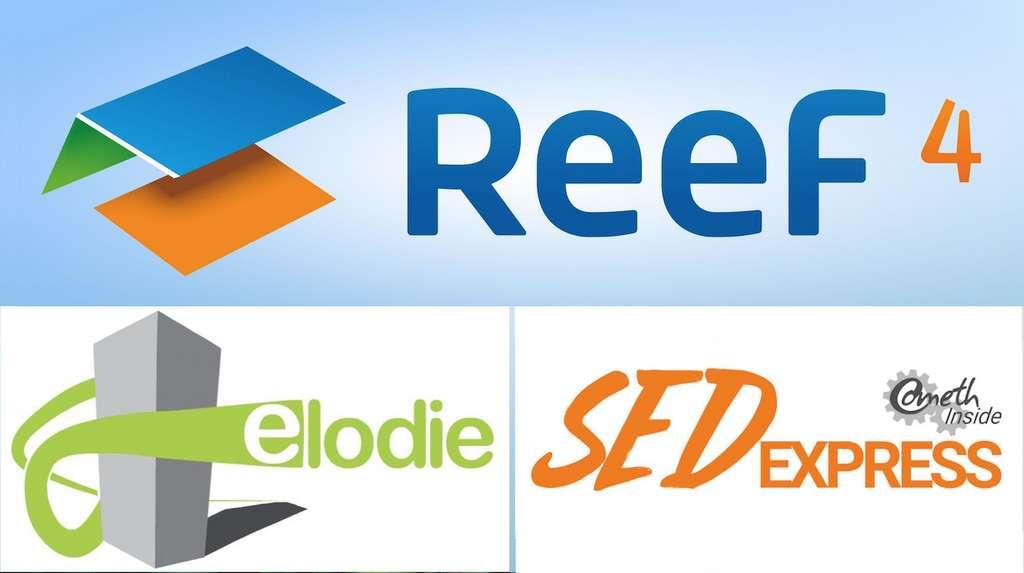 Les logos de chaque outil disponible gratuitement sur batipedia.com © CSTB