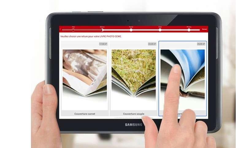 Quelques services en ligne proposent des applications pour tablettes Android et iOS. © Futura