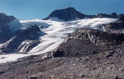 Glacier de Tiefen
