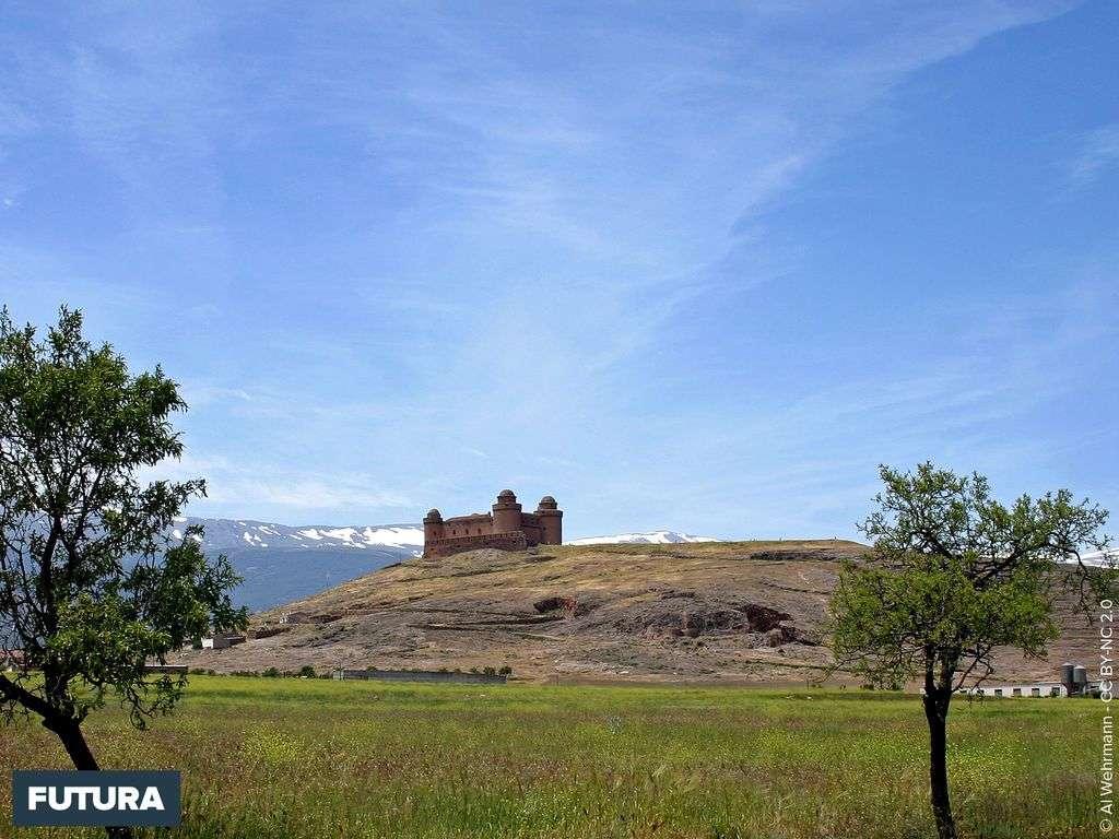 Château de la Calahorra - Andalousie