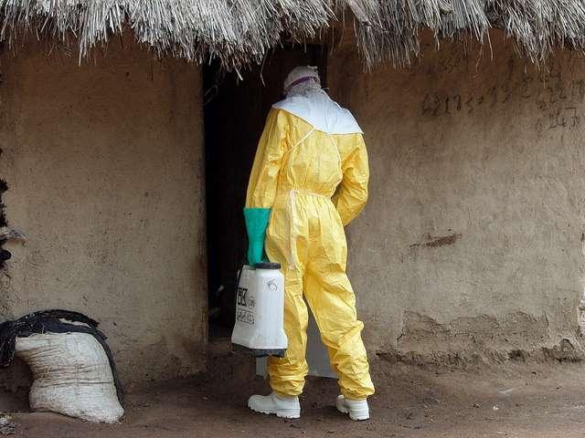 L'épidémie d'Ebola qui a frappé l'Afrique de l'Ouest en 2014 était l'une des plus importantes depuis l'émergence du virus en 1976. © EC, ECHO, Jean-Louis Mosser, Flickr, CC by-nd 2.0