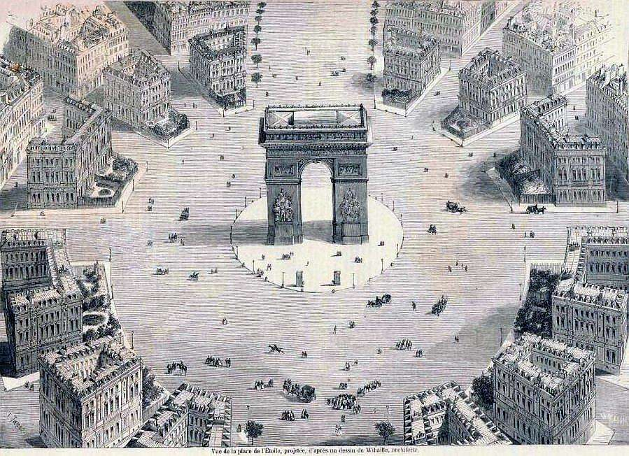 Pourquoi a-t-on construit l'Arc de Triomphe à Paris ?