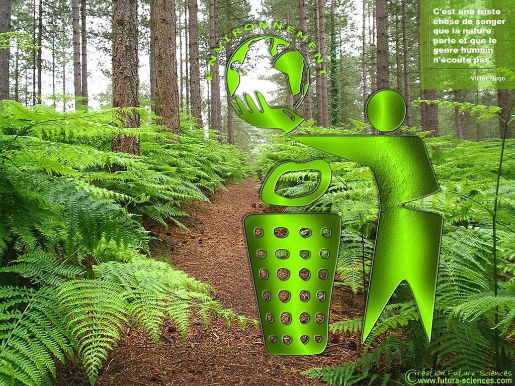 Protégeons la nature